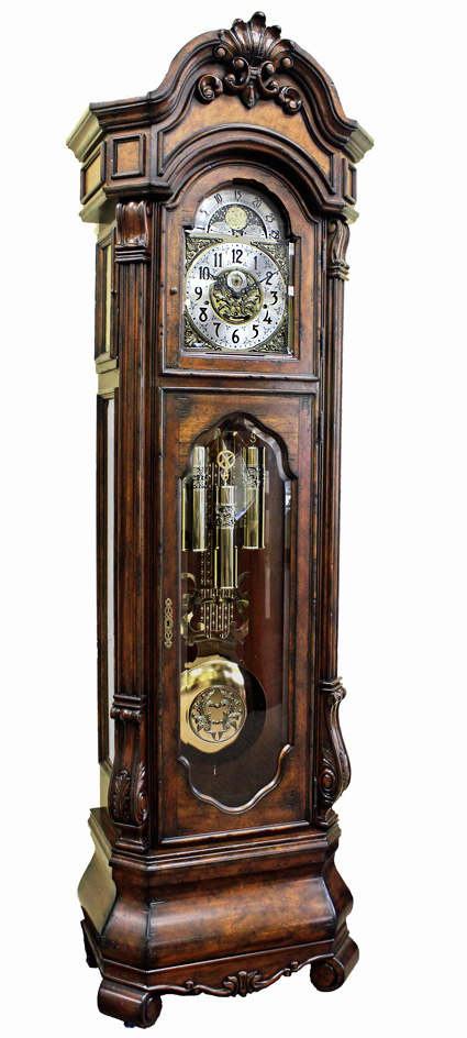 Americana Capitol 1006 Grandfather Clock The Clock Depot