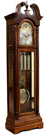Pre-Owned Howard Miller Westbourne 610-742 Grandfather Clock CLICK FOR MORE DETAILS