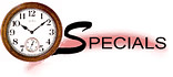 Click Here for Specials on Grandfather Clocks and other Clocks...