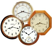 Traditional Office Wall Clocks (most Popular) This Traditional Wall Clock  Collection Offers Various Styles Of Very Affordable Quartz Driven Movements.
