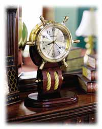 Weather and Maritime Clocks