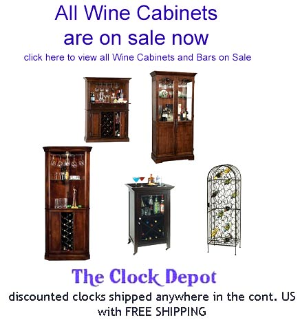 view all wine cabinets on sale
