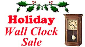 Wall Clocks on Sale