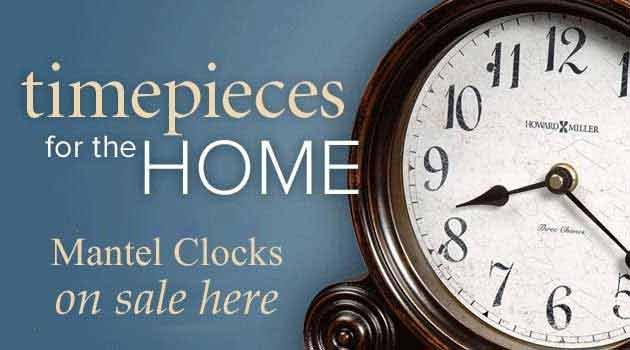 Quartz Mantel Clocks on Sale